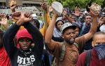 Студенты в ЮАР протестуют против платы заобразование