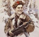 Саша Бородулин — мальчишка, спасшийпартизан
