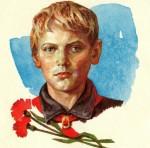 Пионер-герой Новороссийска — ВитяНовицкий