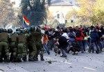 В Чили День Всеобщей национальнойзабастовки