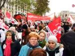 Французские медики начали всеобщуюзабастовку