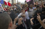 Протестующие в Рио-де-Жанейро взяли штурмом зданиепарламента