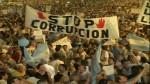 Протесты в Аргентине: граждане недовольны экономической политикойпрезидента