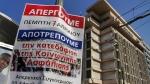 Забастовка медиков в Афинах иПереи