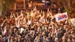 В Греции тысячи митингующих осудили позицию псевдолевого правительстваСИРИЗА