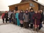 В Прикамье 30 бабушек вышли на пикет в защиту деревенскогомедпункта