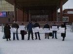 Жителя Нового Уренгоя, протестующего против отключения отопления, собираютсявыселять