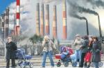 Алюминиевая пустыня: экология и здоровье жителей Красноярска в тисках корпорацииРУСАЛ