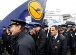 Пилоты Lufthansa объявили суточную забастовку из-за низкихзарплат