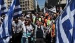 В Греции общенациональная забастовкачиновников