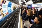 Сотрудники лондонского метро выйдут на 24-часовуюзабастовку