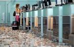 В аэропорту Эль Прат бастуютмусорщики