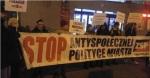 Протесты квартиросъемщиков вВаршаве