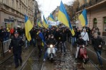 Студенты во Львове митинговали против сокращениястипендий
