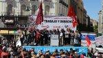 Профсоюзы вывели до 30 тысяч человек на антиправительственный митинг вМадриде