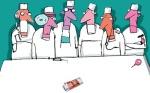Реальная зарплата российских медиков оказалась на 60% меньшеофициальной