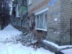 В Пензе жители с улицы Ударной 35 борются за безопасноежильё