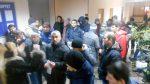 16 января. Рабочим СМУ-77 обещают выселение в 10утра
