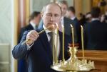 Царь Вовочка Путин и поповскаяпараша