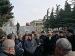 В Грузии вспыхнули беспрецедентные протестырабочих