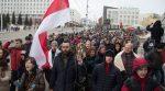 Беларусь поднялась: протест ширится численно игеографически