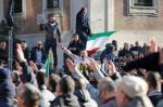 Италия: общенациональная забастовкатаксистов