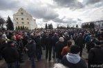 Пинск: солидарность растёт, репрессииширятся