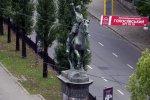 Киевские власти разрешили демонтаж памятникаЩорсу