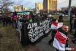 «Марш недармоедов» в Минске и нападениеОМОНа