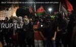 Бразилия: Массовые выступления против пенсионнойреформы