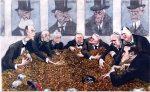 Российские банкиры спасают нацистовПорошенко