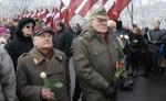 В Риге прошел традиционный марш ветеранов ВаффенСС