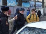 В Вологде задержали активиста за плакат «Пора уходить,Димон»