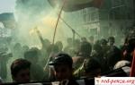 В Чили возобновились протесты за бесплатноеобразование