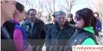 Митинг рабочих ПАО «Уральскаякузница»