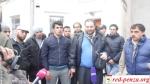 Визит рабочих в Министерствотруда