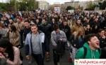 К протестам в Сербии присоединились профсоюзы полиции ивоенных