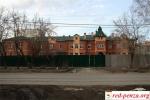 Скромный дом митрополита вОмске
