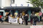 В Лондоне бастуют работникикинотеатров