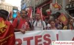 «Марш достоинства» прошел по улицамМадрида