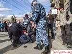 В Самаре отказались возбудить дело об избиении активистов штаба Навальногополицейскими