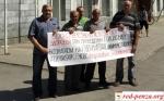 Шахтеры Гуково после встречи с губернатором грозят новойголодовкой