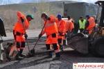 Хвойнинские дорожники добились выплаты зарплаты с помощьюзабастовки