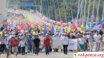 Крупная демонстрация противбезработицы