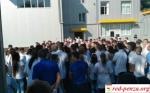 В Молдавии рабочие автозавода начали забастовку из-за низкихзарплат
