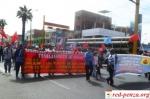 Перу: репрессии за участие взабастовке