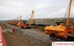 Забастовка строителей Южнокавказскогогазопровода