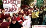 Латвийские медики объявили о предупредительной забастовке