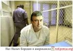 Путину рассказали обо всех «ужасах» ареста ПалПалыча