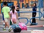 В Израиле бастуют школьныеохранники